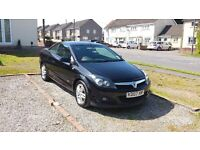 Vauxhall Astra Convertible 1.6 Petrol SPORT 2007