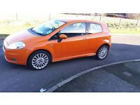 Fiat Punto 1.4 Sporting Long mot