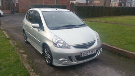2007 Honda Jazz Sports 1.4 Petrol