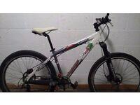 scott voltage bike