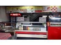 PIZZA CURRY KEAB AND BURGER HOUSE TAKEAWAY SHOP FOR SALE