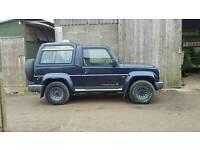 Daihatsu fourtrak