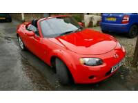 MAZDA MX5 MK3 2008 ROADSTER ELECTRIC ROOF 12 MONTHS MOT