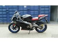 Aprilia rs 125 tuned 154cc