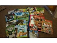 Variety of Books - Free to Collector