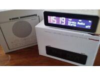 john lewis radio dab clock