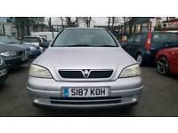 Vauxhall Astra LS 8V 1.6 Estate Petrol