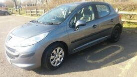 Peugeot 207 1.6 hdi 2007 quick sale!!!!