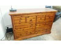 Side cabinet, chest of drawers no.6