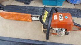 stihl 039 chainsaw