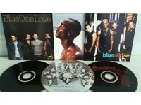 Blue and Simon Webbe CDs x4