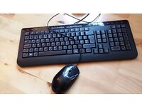 DELL Alienware USB Keyboard and Mouse