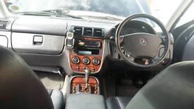 For sale my Mercedes Benz Ml 2,7 Diesel