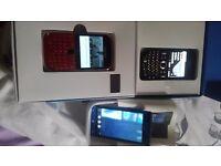 3 phones joblot