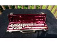 Silver-plated Flute - Buffet Crampon Paris 228 E flute