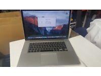 Apple Mac pro laptop £1200
