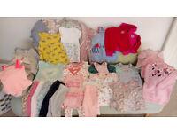baby girl 3-6 bundle next