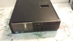Used Dell Optiplex 990 SFF Computer with Intel Core i5 Processor, 8GB memory and 500GB hard disk, Can deliver