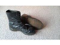 Doc Martens boots size 9