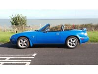 1993 Eunos Roadster/MX5, rare Mariner Blue, VGC