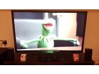 Samsung 51 Inch 3D Smart HD TV (Excellent condition)