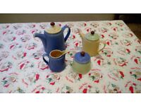 Denby Juice Tea Set