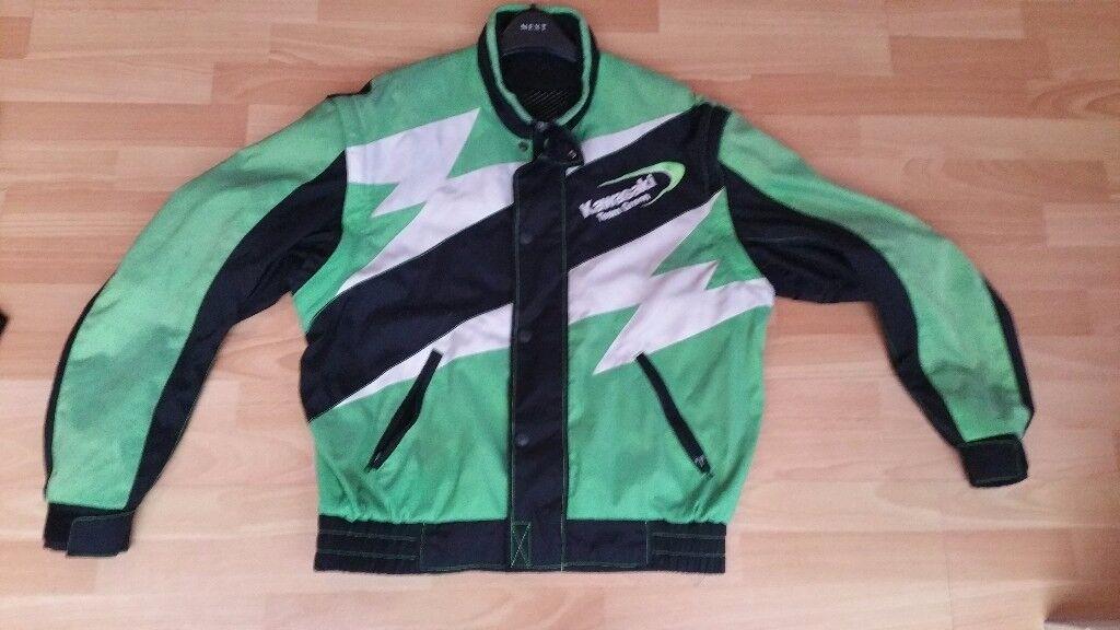 Genuine Kawasaki motorcycle jacket for sale