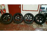 "22"" Super Sevens Alloys For Sale"