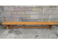 Old School Gym Benches - Three Available