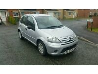 2007 citroen c3 1.4 desire 1 lady owner from new 12 mths mot faultless