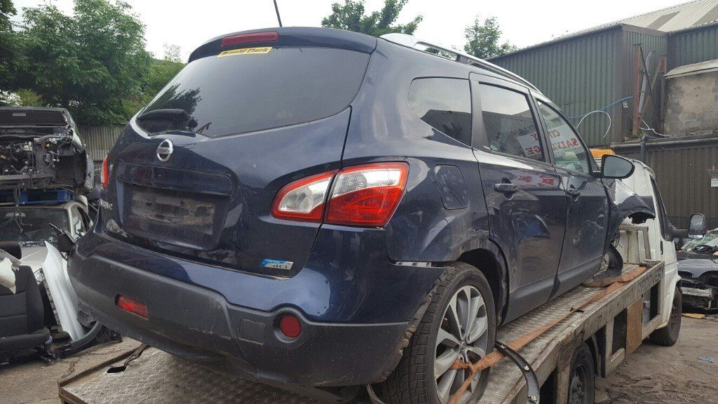 Nissan Qashqai +2 1.5D 2011 For Breaking - CALL NOW!!!