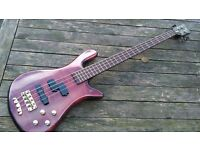 Warwick Streamer LX Bass Guitar 1999 - Made In Germany