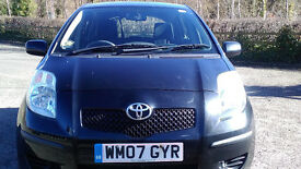 TOYOTA YARIS 1.3 ZINC EDITION 1 OWNER FULL DEALER HISTORY
