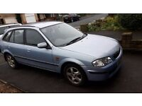MAZDA 323 GSE Full MOT Recently had £200 Service