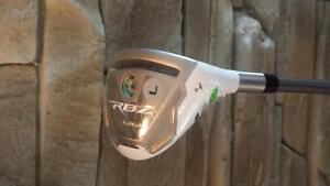 Taylormade RBZ Hybrid 22 degrees club (Ladies)