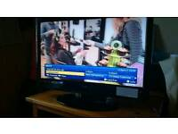 Logik 24 inch LCD HD ready TV for £80