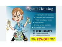 Crystal Cleaning MK