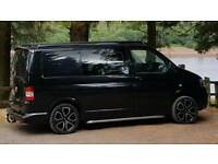 VW T5 Transporter campervan high spec