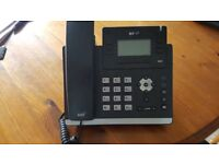 BT Yealink T41P Telephones (four avaiable) in perfect condition
