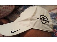 Brand new Nike golf GCA 1896 USA AT&T National tech blank cap style 401411