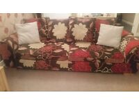 Sofa. DFS. Excellent condition.