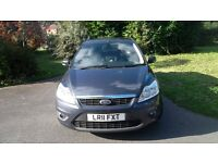 2011 Ford Focus Sport TDCi - 2 previous owners
