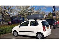 KIA PICANTO A Frame enabled motor home tow car braked with low mileage. For sale end of April.