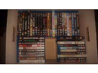 Blu ray bundle of 44 films!