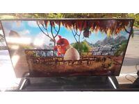 "Panasonic 48"" Ultra HD 4K Freeview HD Smart 3D LED TV £340"