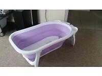 Karibu foldable baby bath