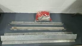 Catnip lintel for cavity wall and internal wall lintels