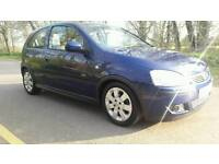 VAUXHALL CORSA SXI 1.2 TWIN SPORT 2005 FULL HISTORY DRIVES AND LOOKS PERFECT