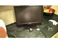 Lcd monitor, Dell, good condition
