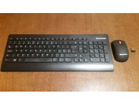 Lenovo KBRF3971 Slim Wireless Keyboard & Mouse RRP £60